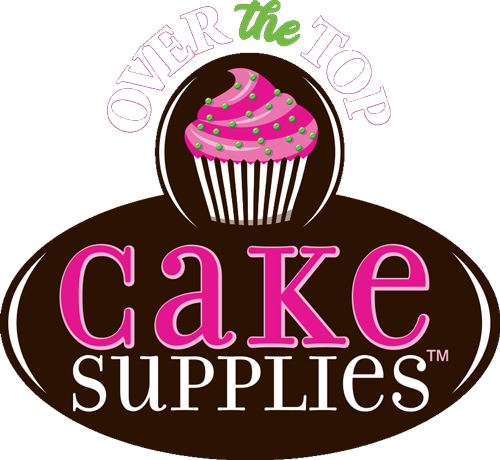 Over the Top Cake Supplies logo