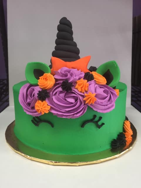 Witchy Unicorn Cake , Part 9568004242