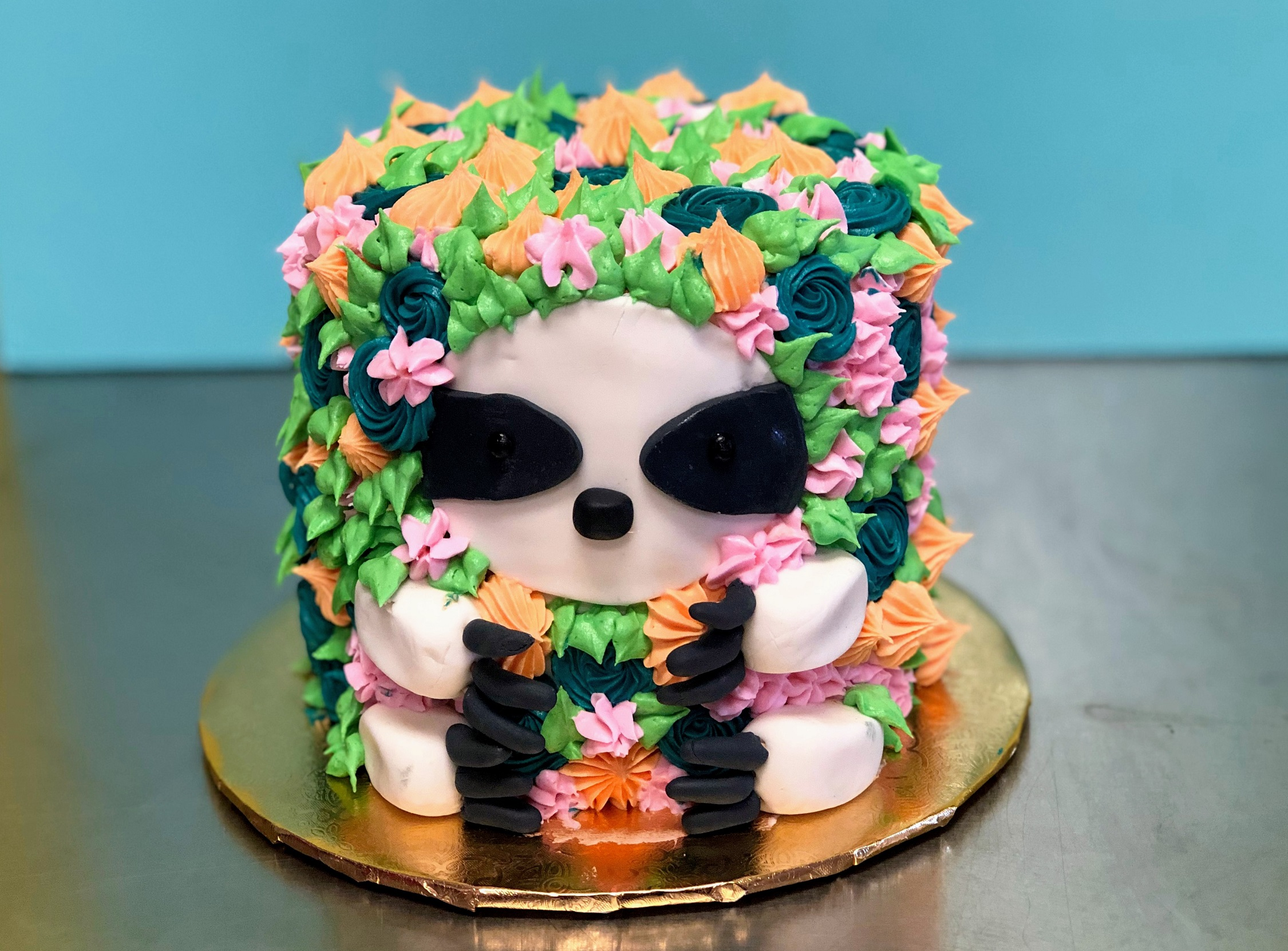 Wine Down Wednesday: Sloth Cake