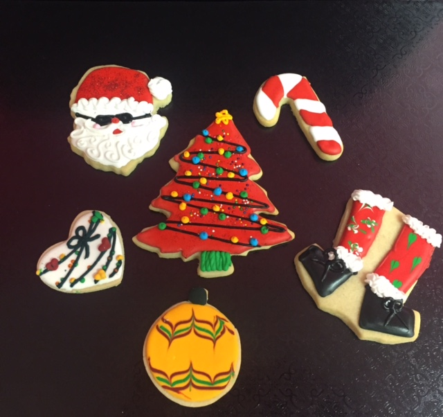 Christmas In July Week (Cookies)