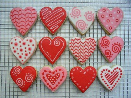 Beginner Valentine Cookie Class