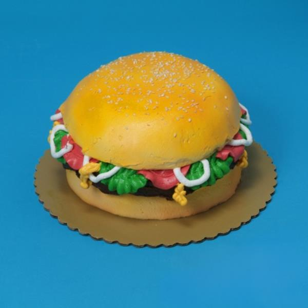 Hamburger Cake Day