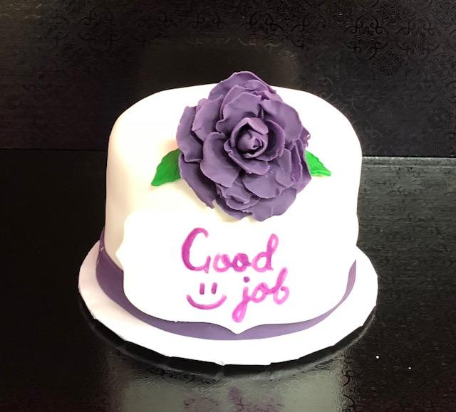 Basic Cake Decorating with Lenna (Series 3)
