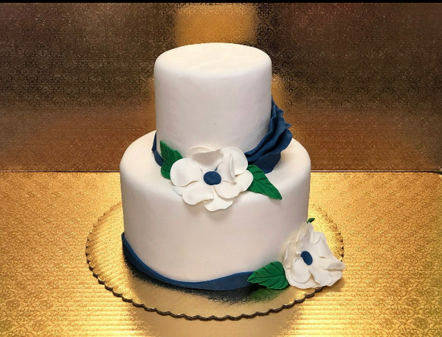 Two Tier Cake Class (ages 11 and up) 3hr class