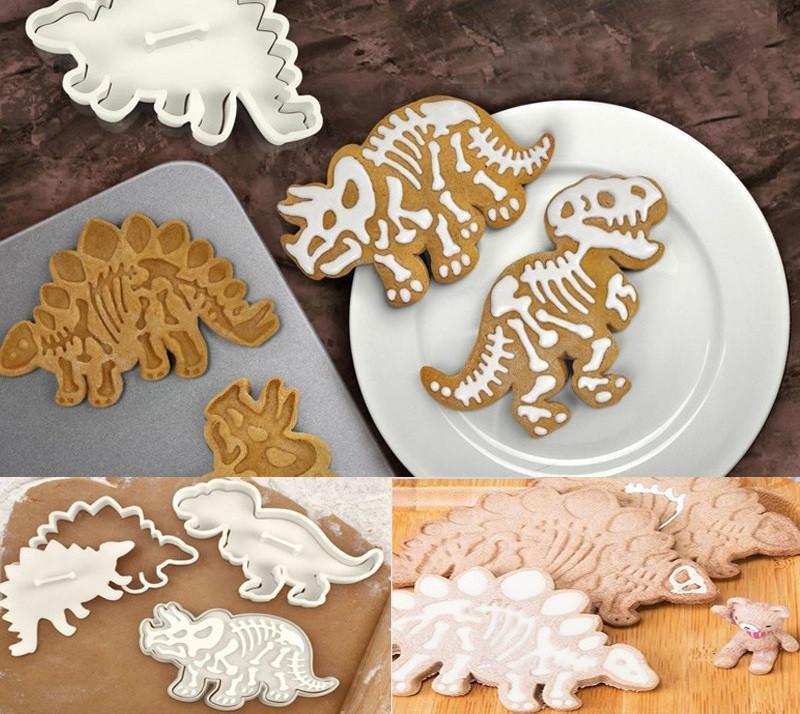 Dinosaur Week Day 3 Cookies