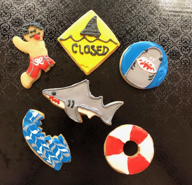 Shark Week (Cookies)