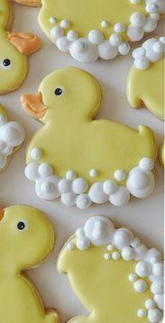 Baby Shower Cookies (Beginner Class)
