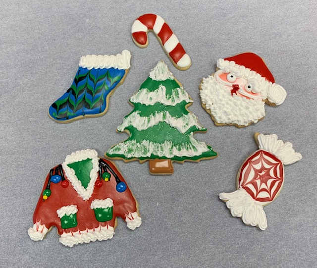 Homeschool Christmas Cookies