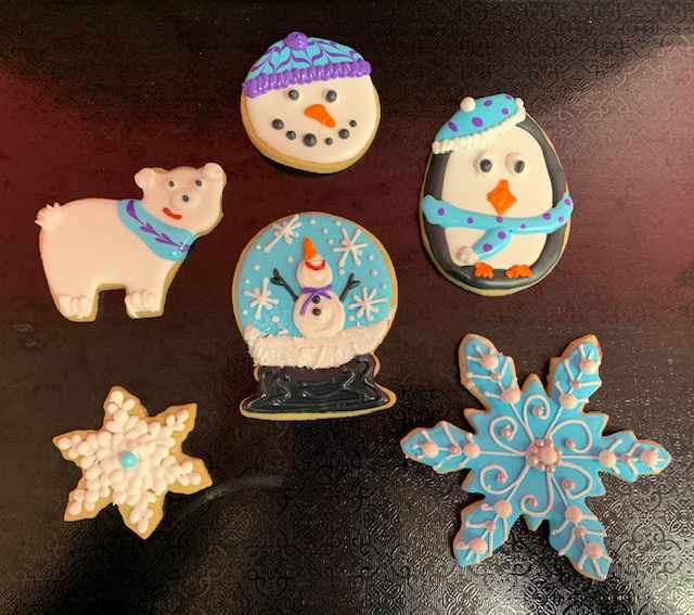 Morning Time Fun Winter Cookies