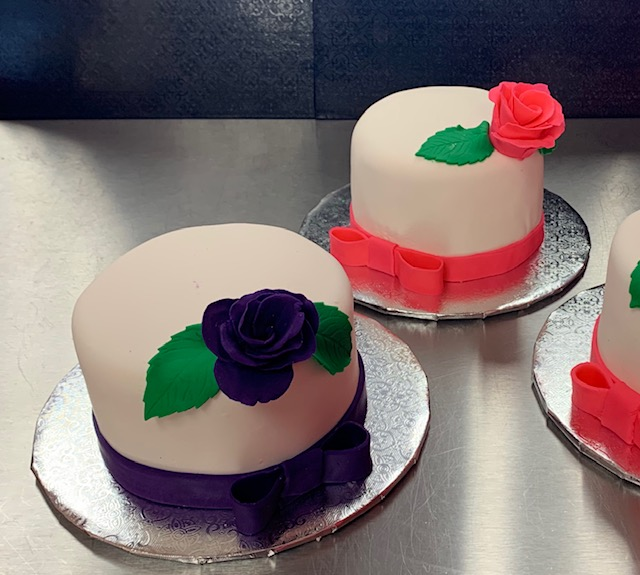 Basic Cake Decorating Class 10 and up Series 2