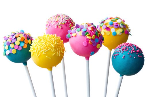 Family Day: Easter Cake Pops