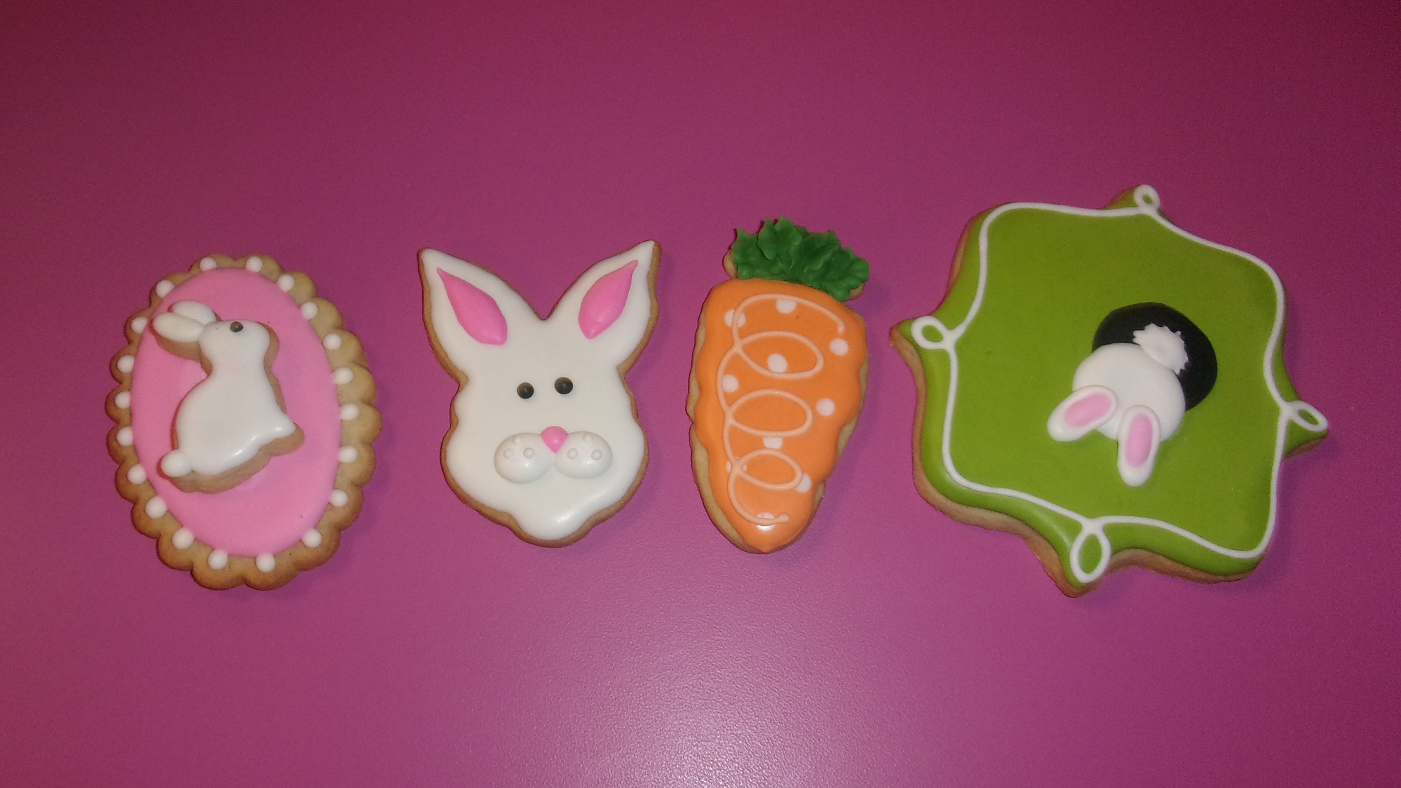 Advanced Easter Cookies