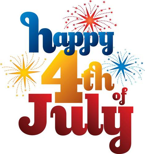 Happy 4th of July: Holiday Hours