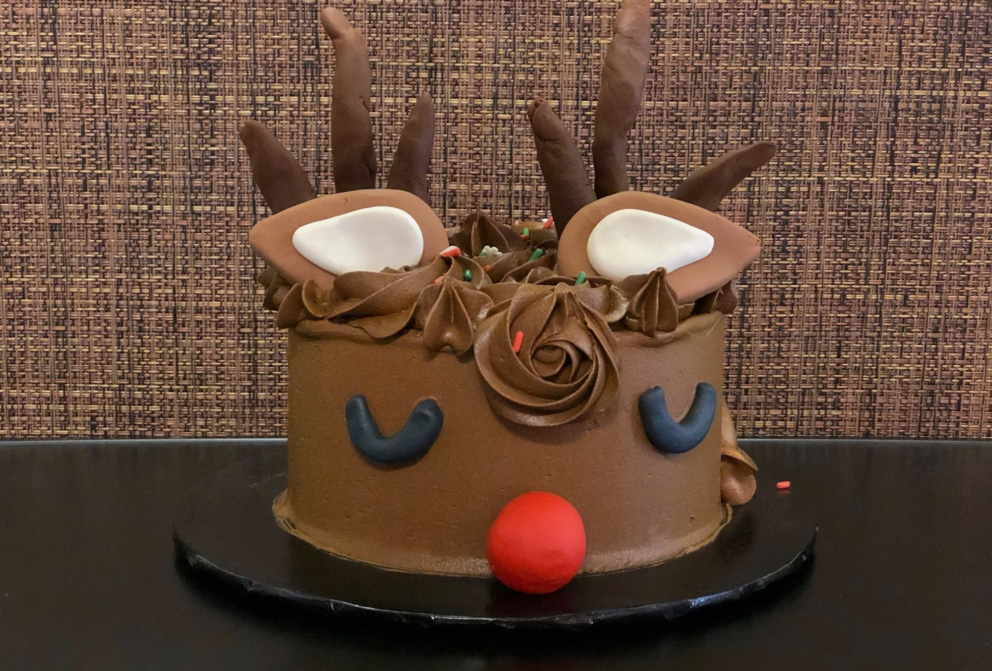 Family Day: Reindeer Cake