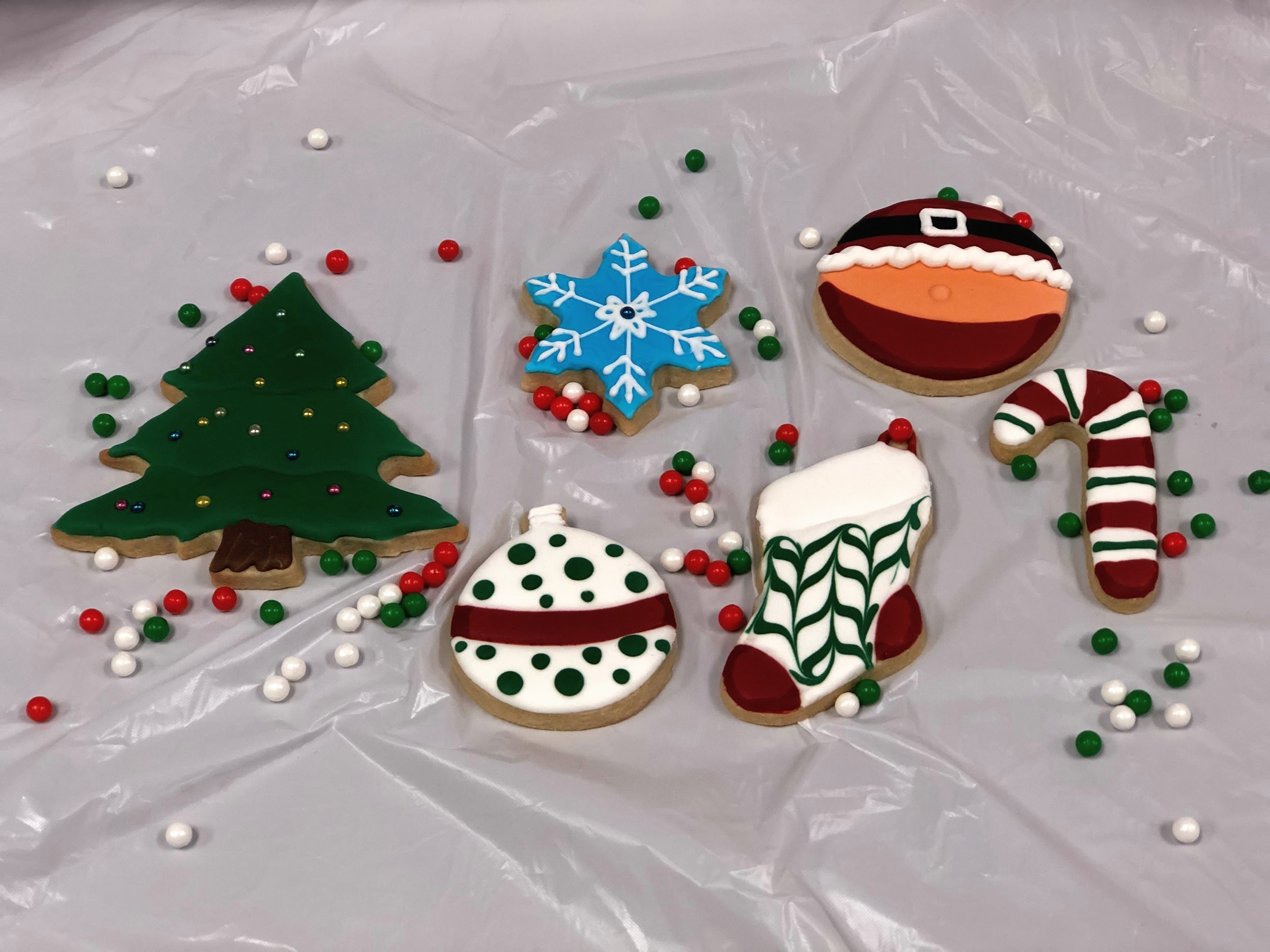 Basic Christmas Cookies
