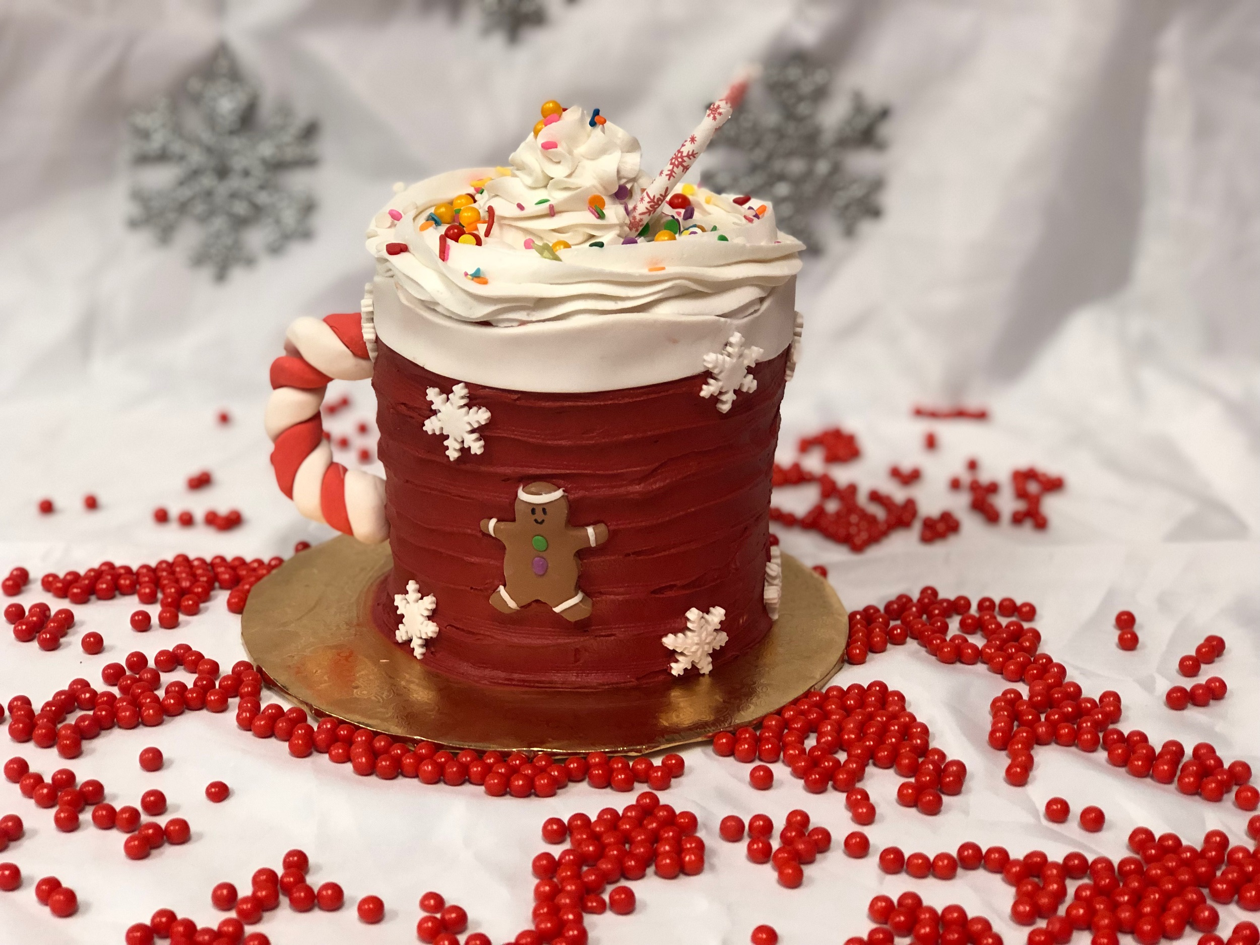 Family Day: Hot Chocolate Cake
