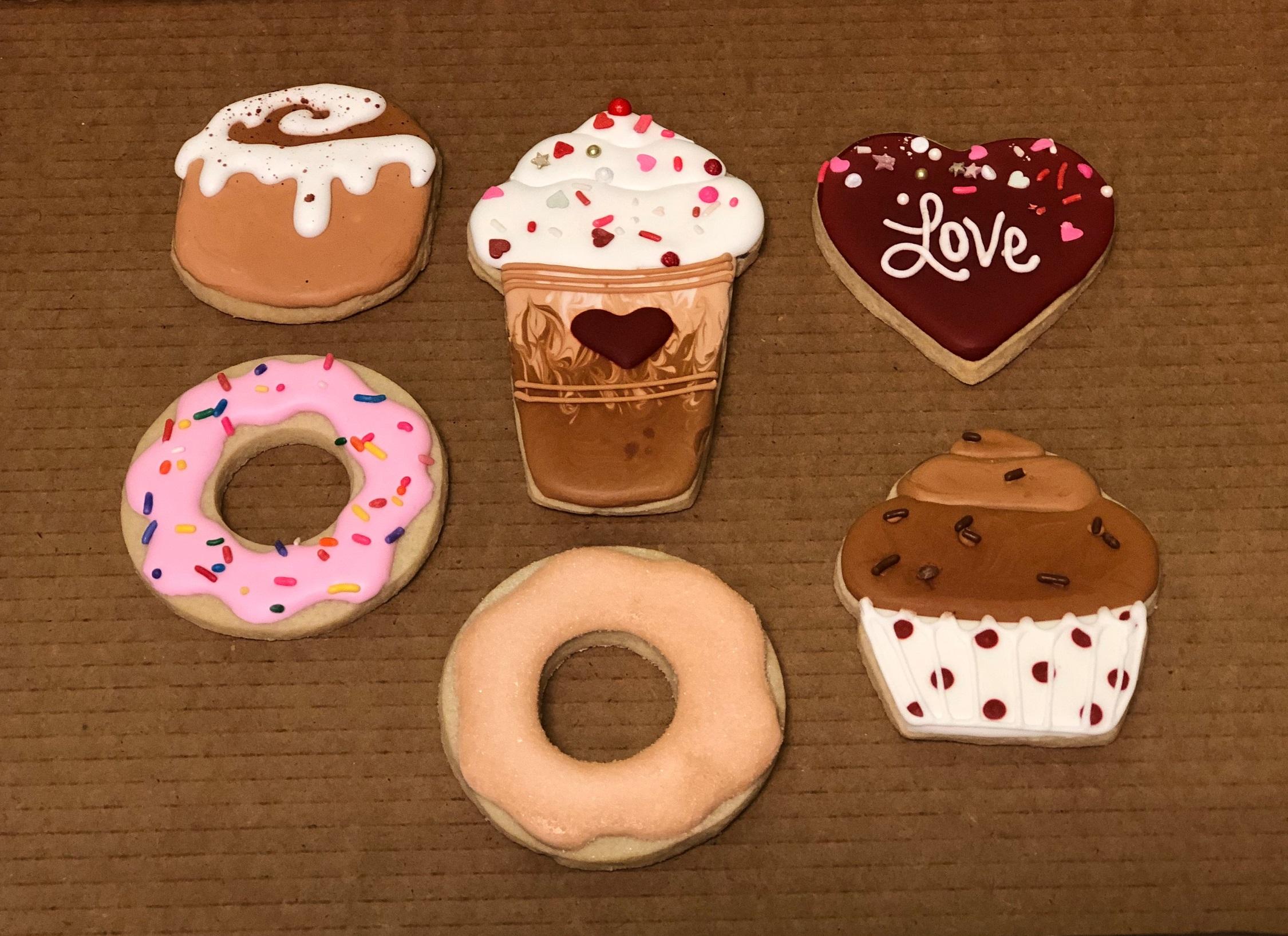 Sweets & Treats Advanced Cookies