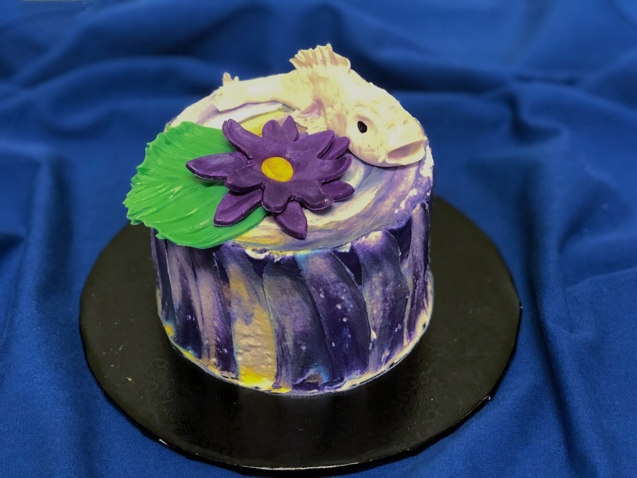 Kid's Camp: Water Color Cake   Over The Top Cake Supplies ...