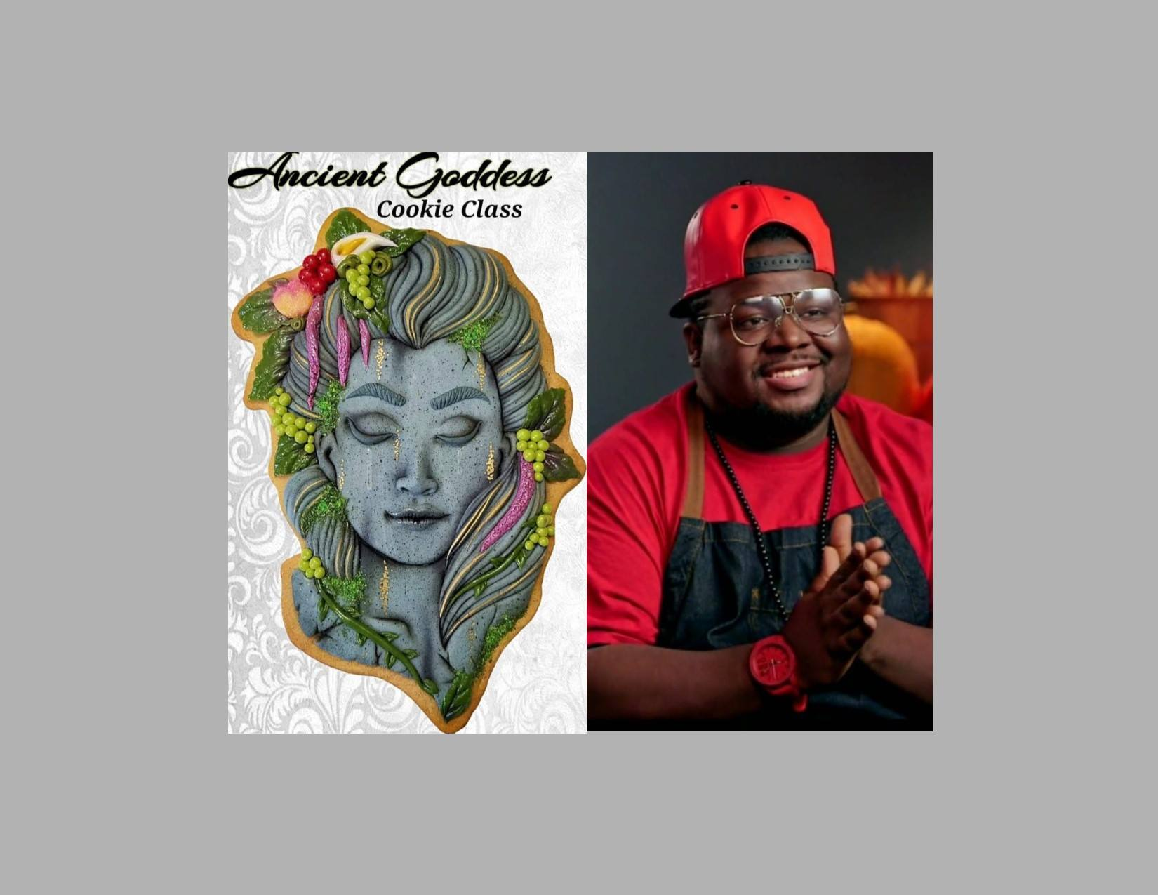 Frosting Creators Presents: Ancient Goddess Cookie Class