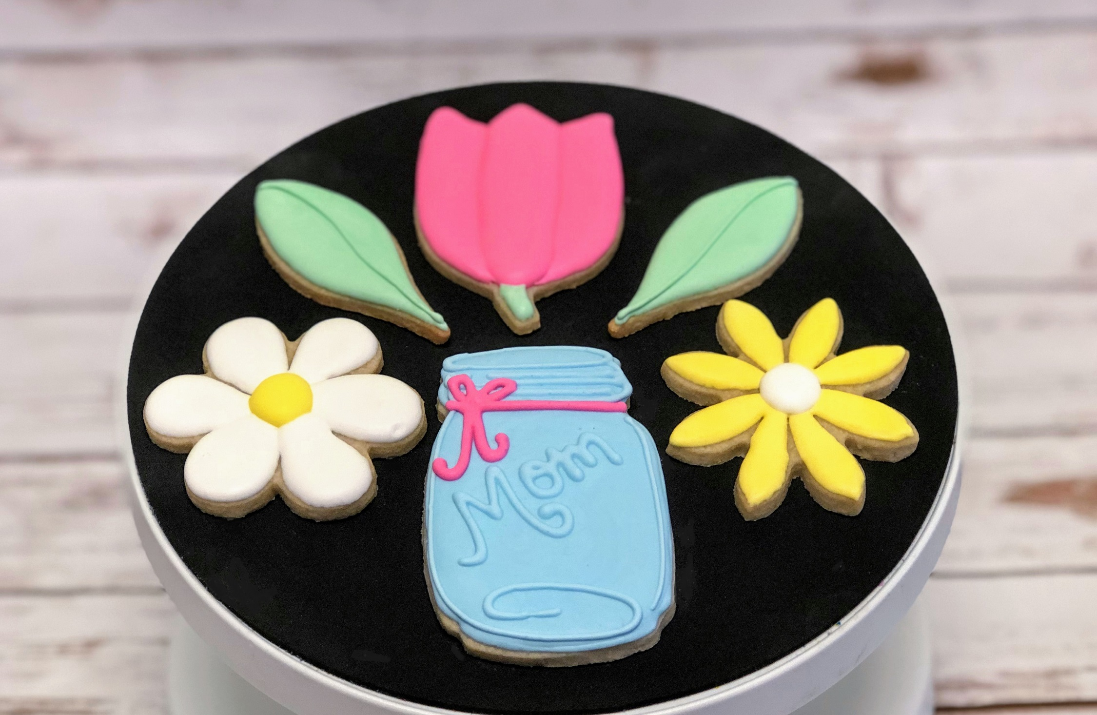 Basic Mother's Day Cookies