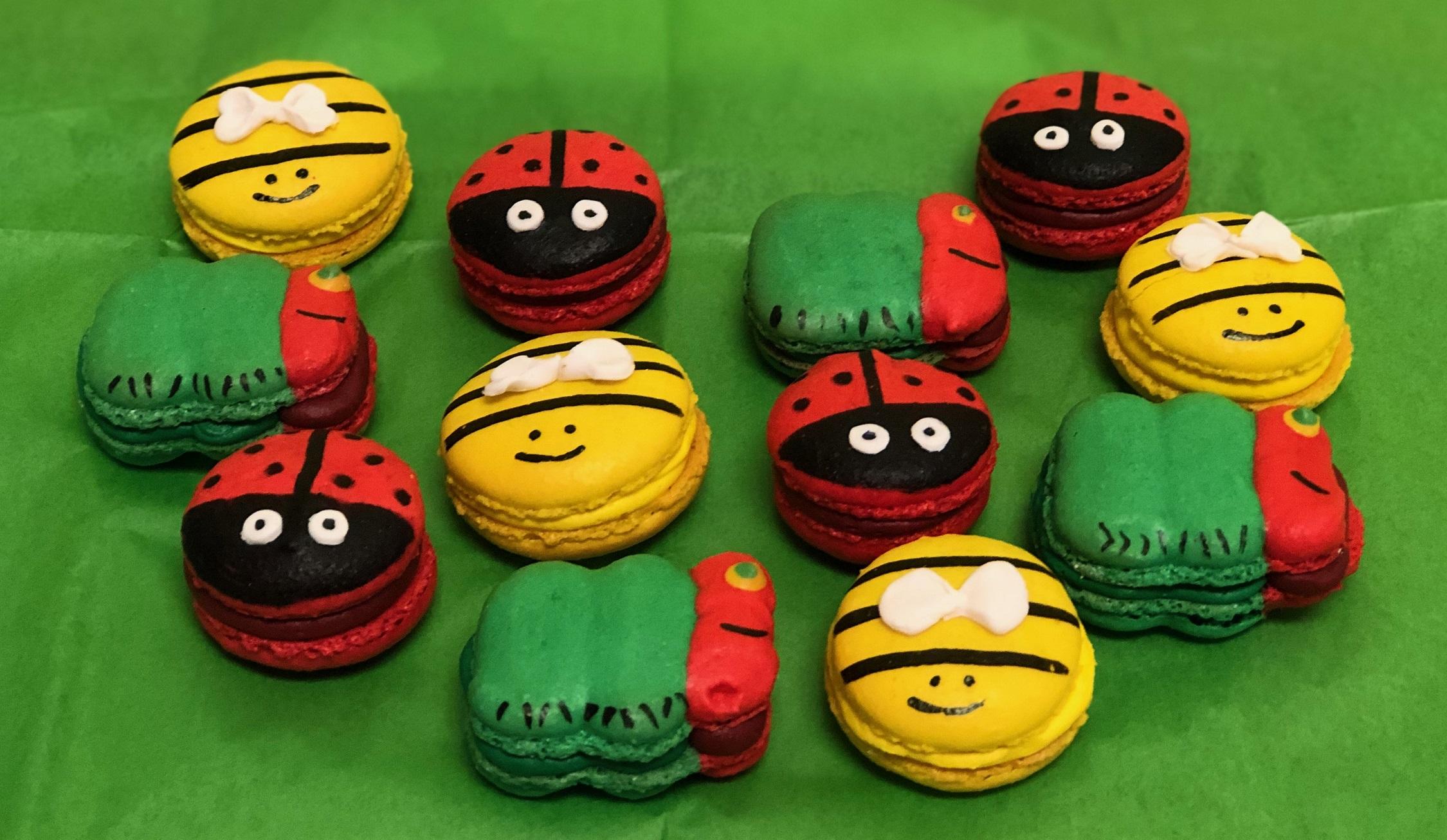 Macaron Bugs