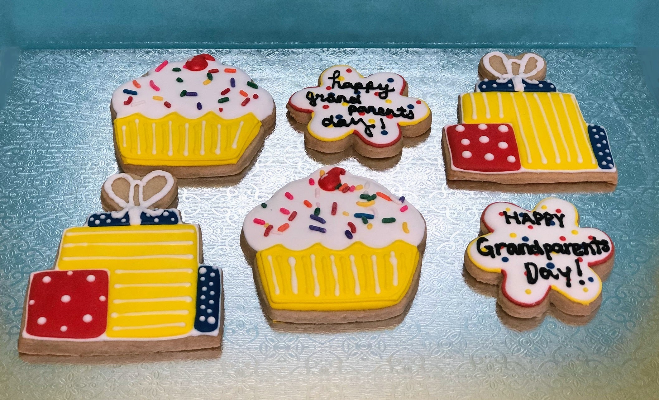 Family Day: Grandparent's Day Cookies