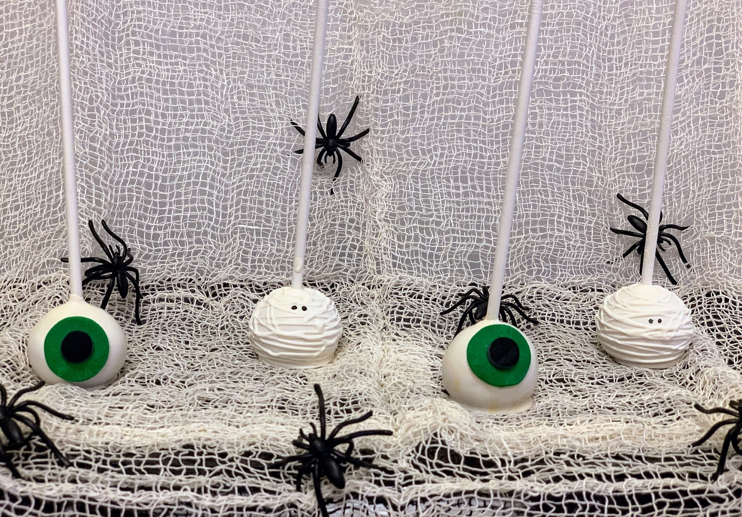 Wine Down Wednesday: Halloween Cake Pops