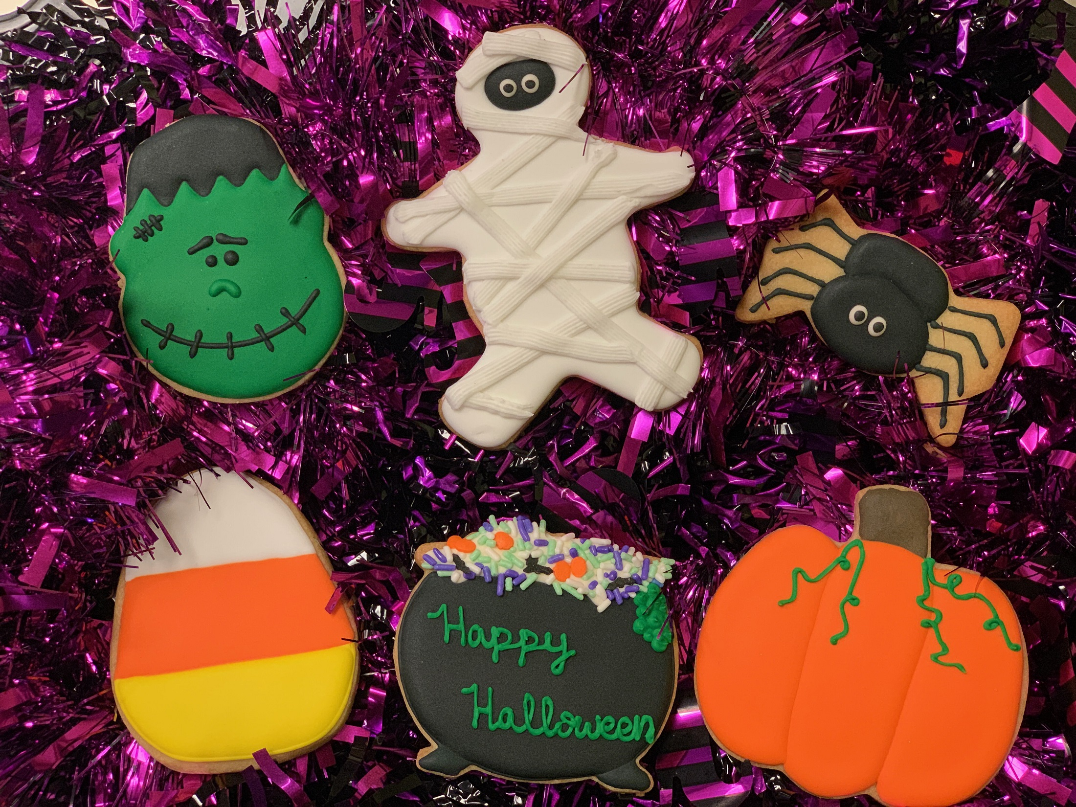 Family Day: Traditional Halloween Cookies