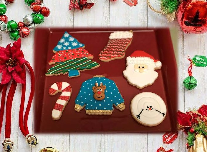 Kid's Camp: Christmas Cookies