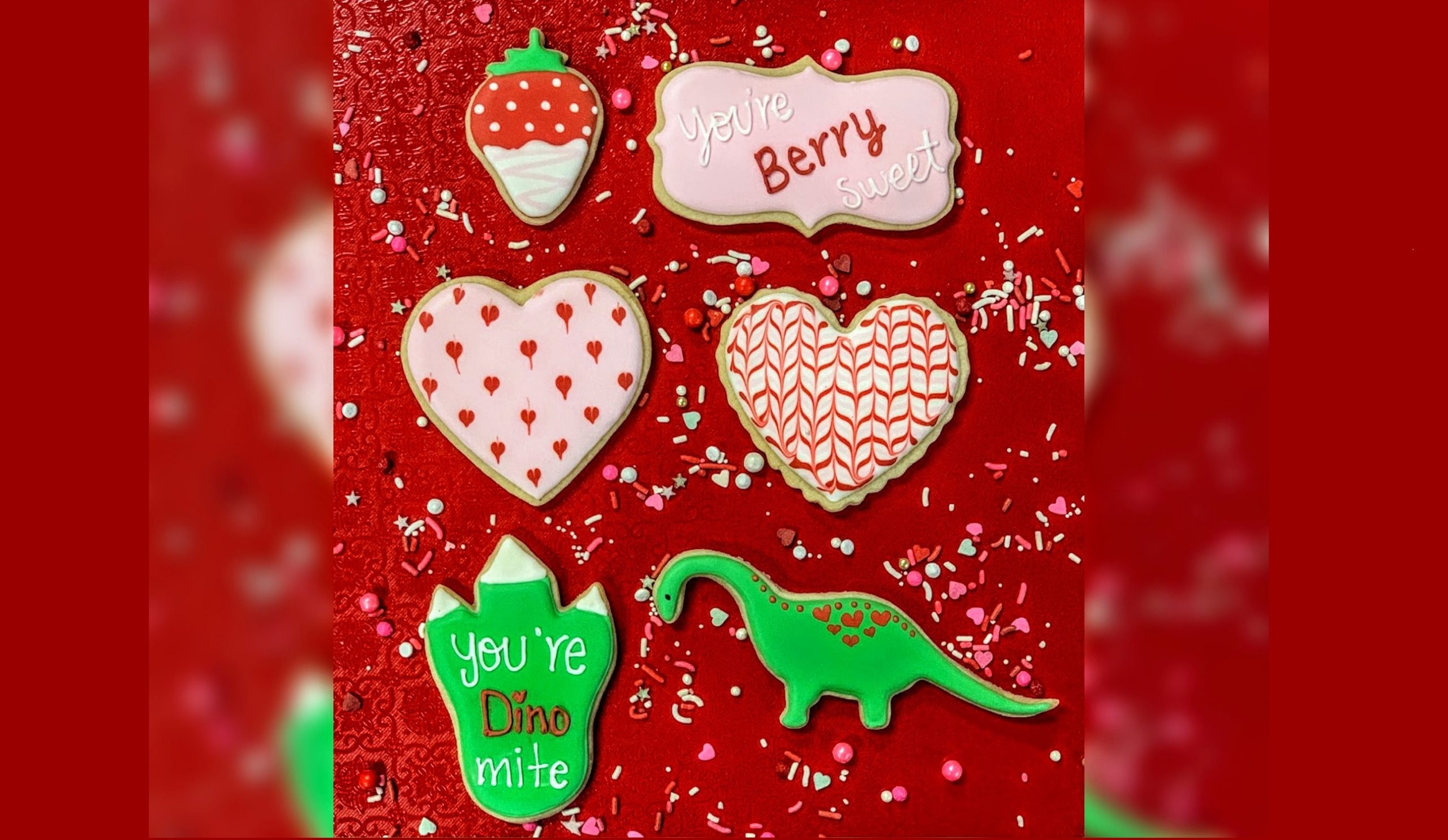 Family Day: Valentine Cookies