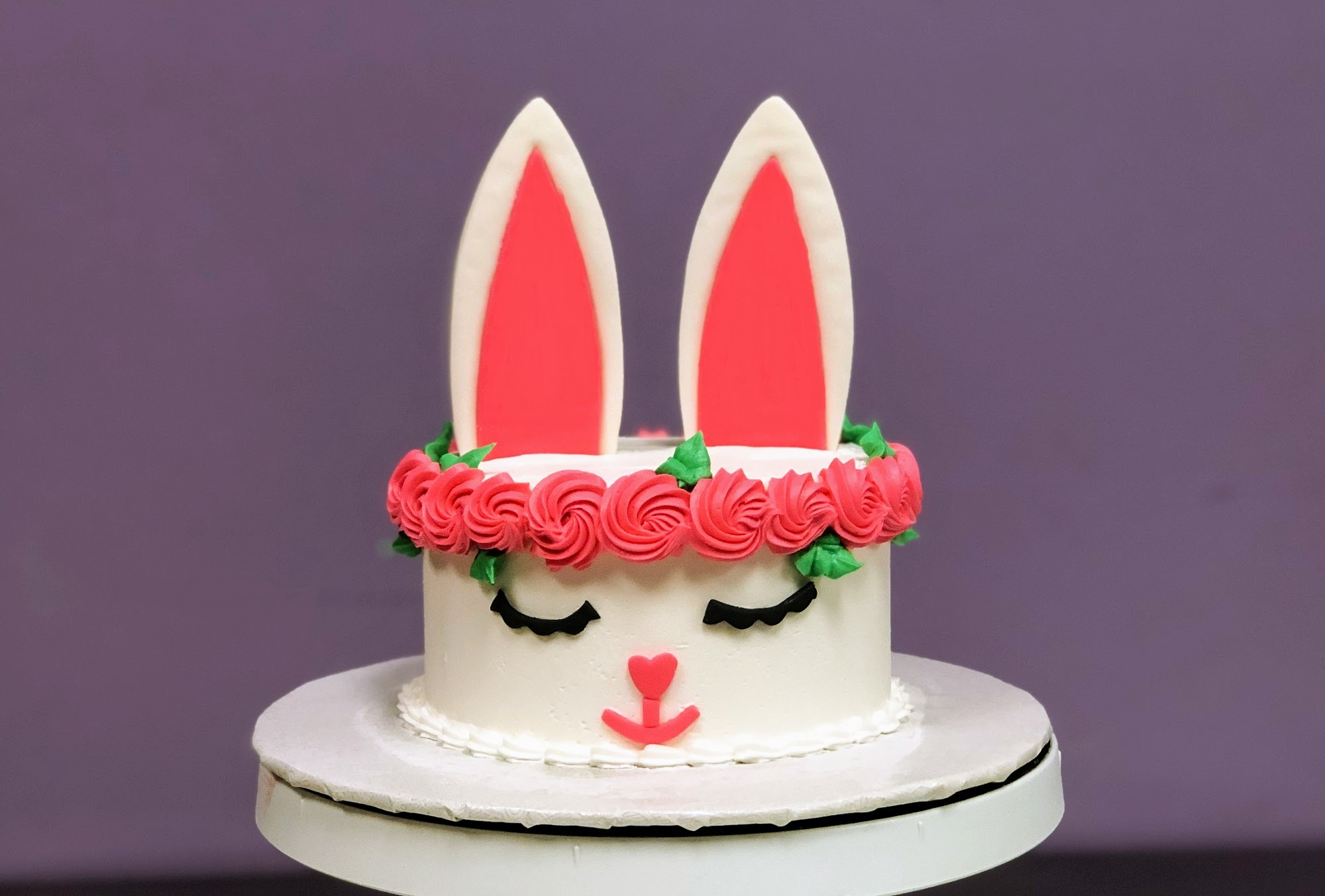 Family Day: Easter Bunny Cake