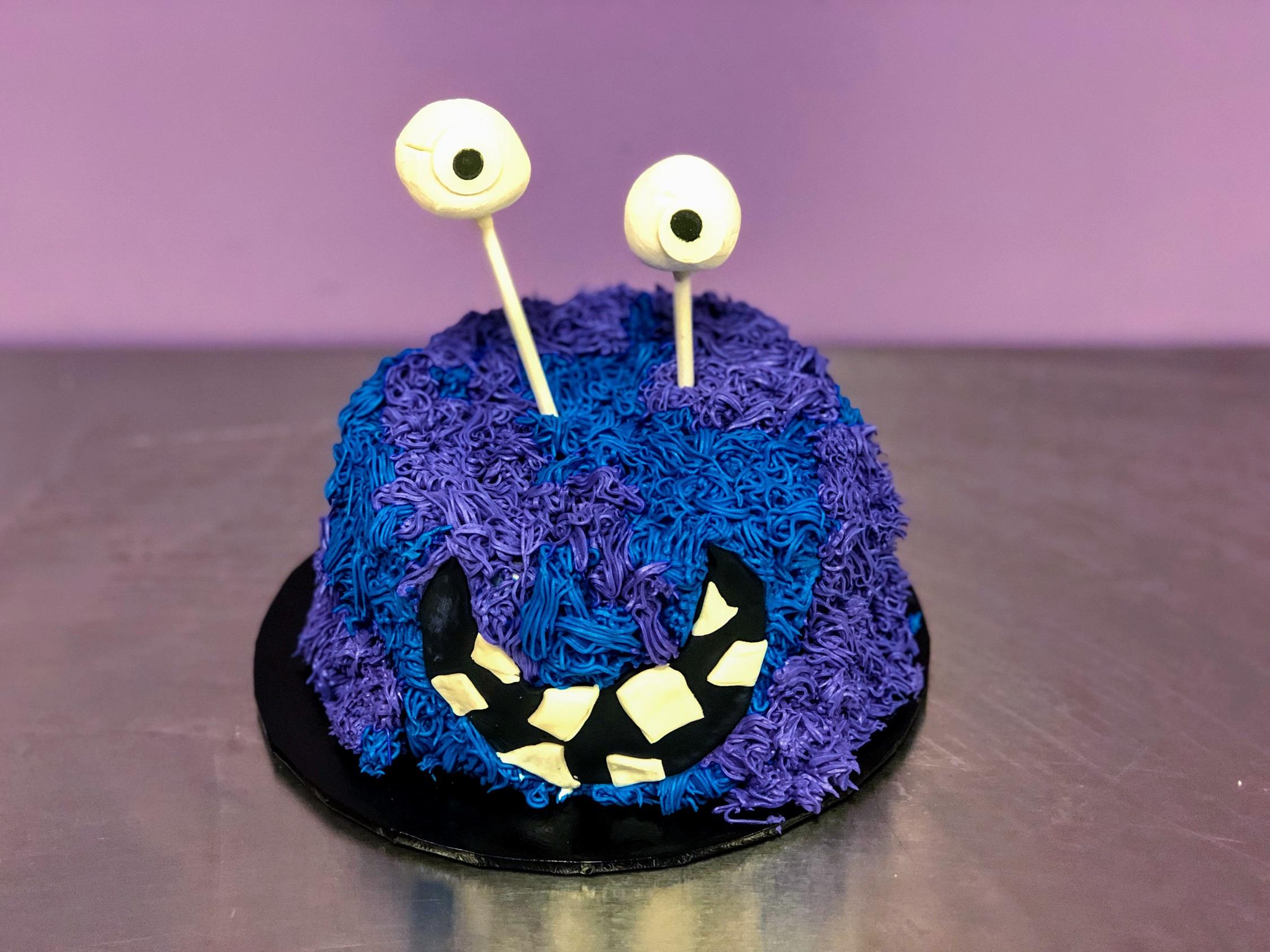 Family Day: Monster Cake