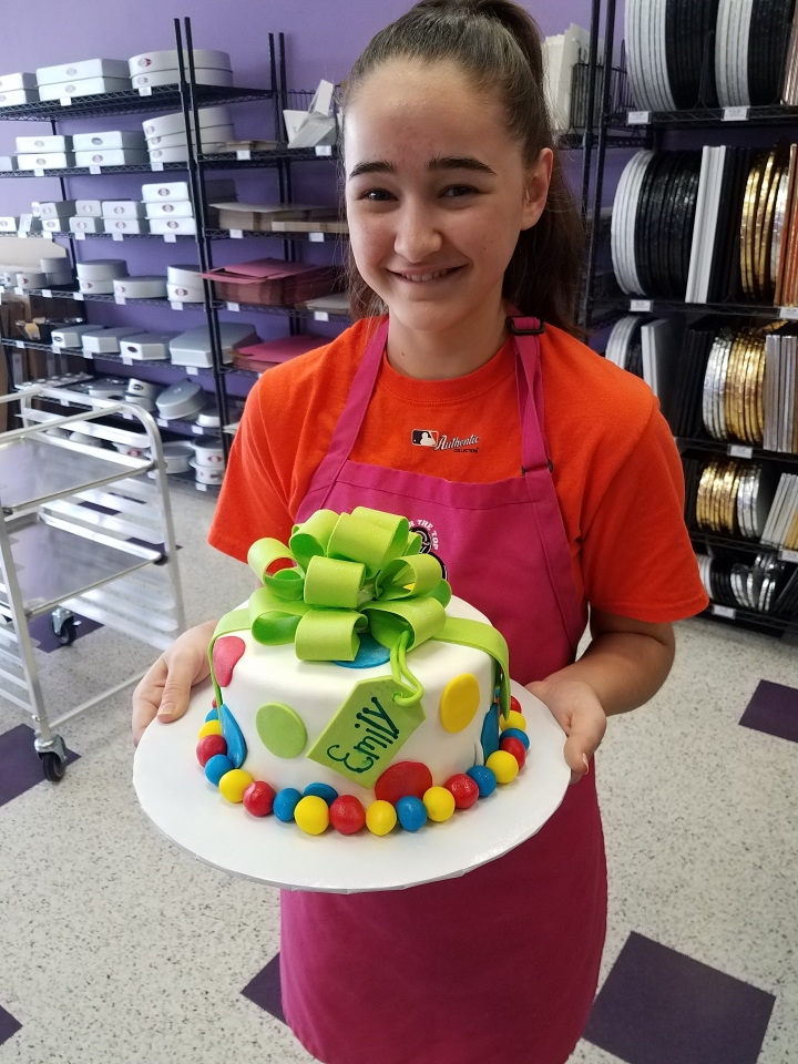Tween Cake Camp   The Woodlands - Over The Top Cake Supplies