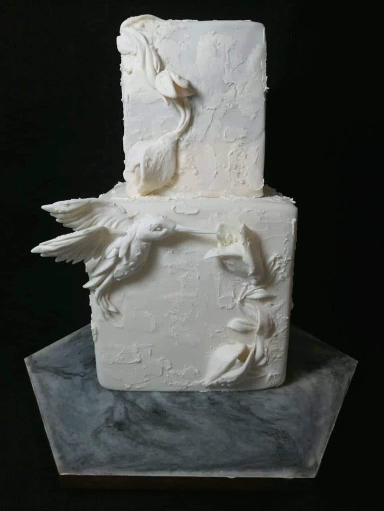 Margherita Ferrara's Class - Marble Sculpting Techniques