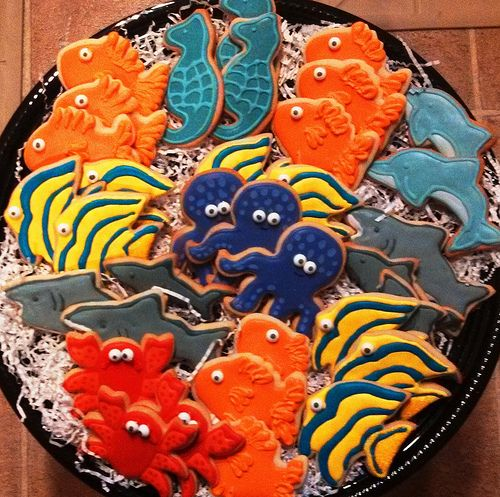 Under the Sea Cookie Decorating Class