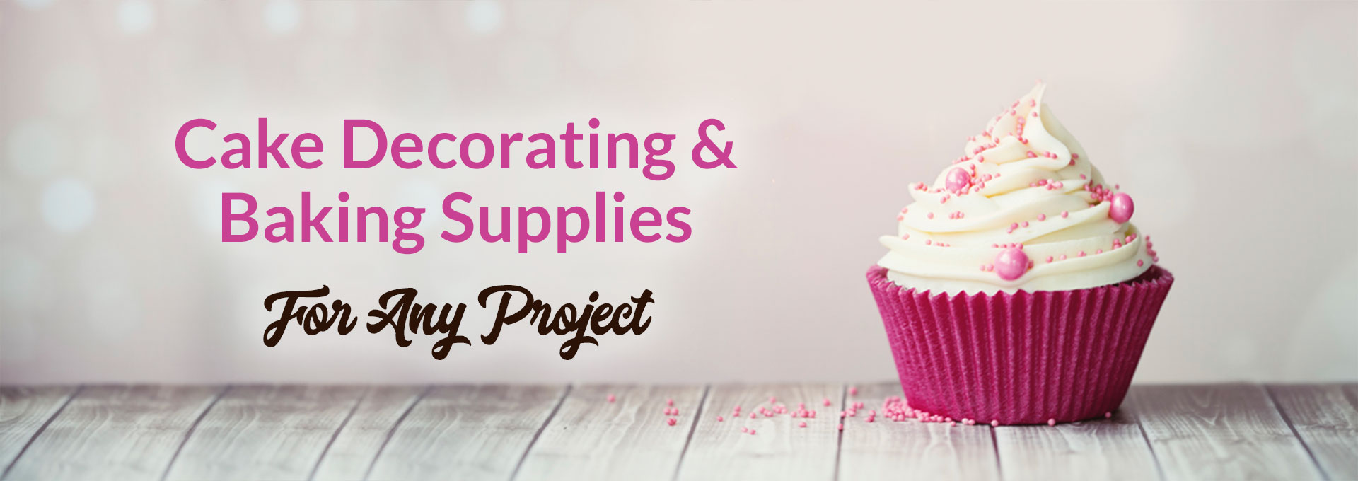 Over The Top Cake Supplies Cupcake Decorations