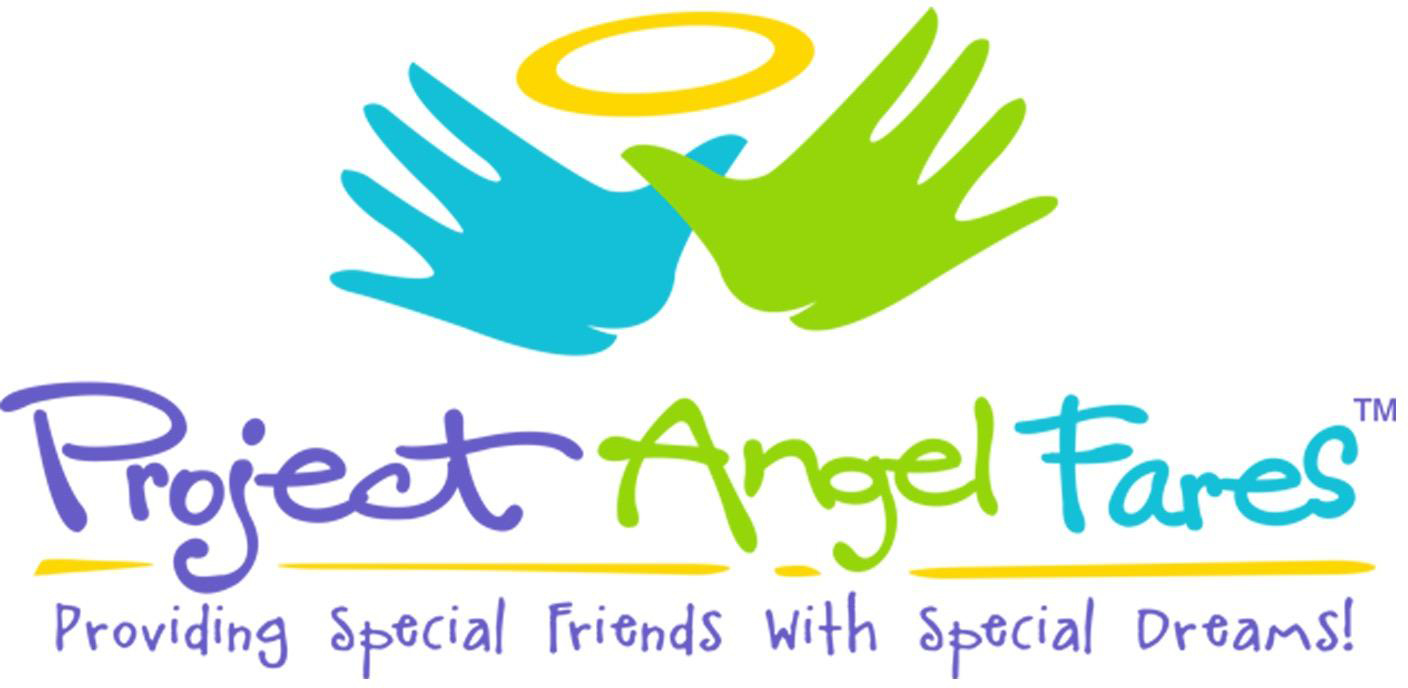 Project Angel Fare Logo