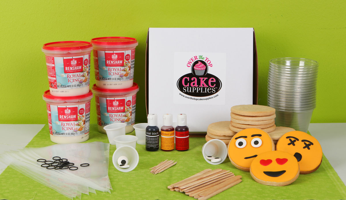 Emoji-Supplies